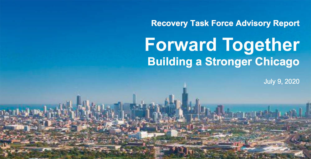 Chicago task force unveils economic recovery plan from COVID-19 pandemic
