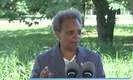 """Lightfoot says """"uptick"""" in COVID-19 cases could cause Chicago to reimplement restrictions"""