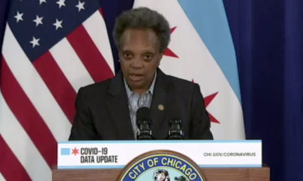 Lightfoot says Chicago 'dangerously close' to going backward against COVID-19