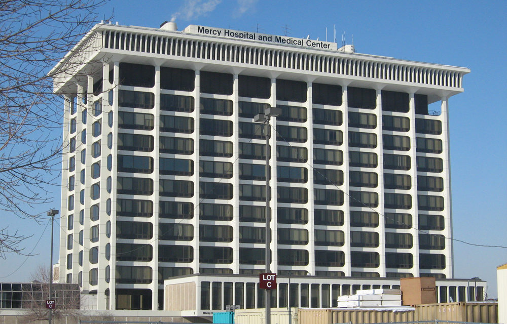 Chicago's Mercy Hospital and Medical Center plans to close
