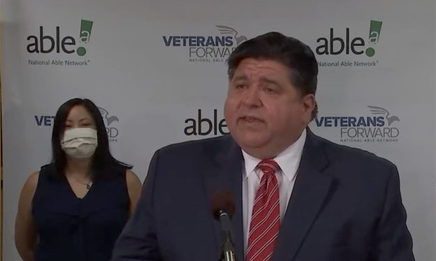 Pritzker sues three schools over face mask requirements