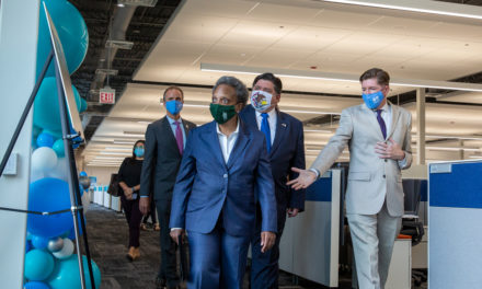 Blue Cross and Blue Shield opens neighborhood health center in Chicago's Morgan Park