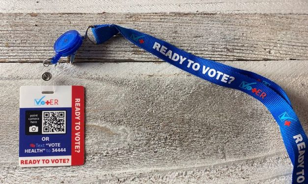 Illinois healthcare providers help patients register to vote