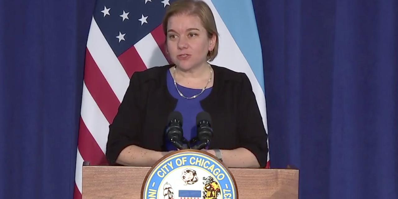 Chicago sees 'definite progress' against COVID-19