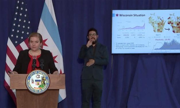 Arwady still optimistic about Chicago despite slight uptick in COVID-19 cases