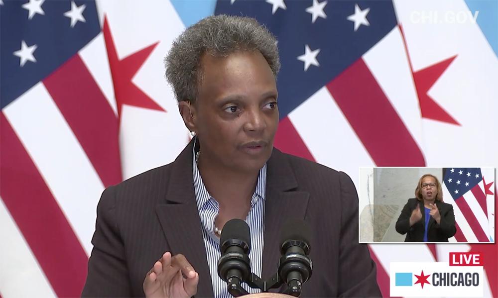Lightfoot: Chicago faces $1.2 billion shortfall in 2021