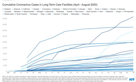 Study: Illinois has one of highest burdens of COVID-19 in long-term care facilities