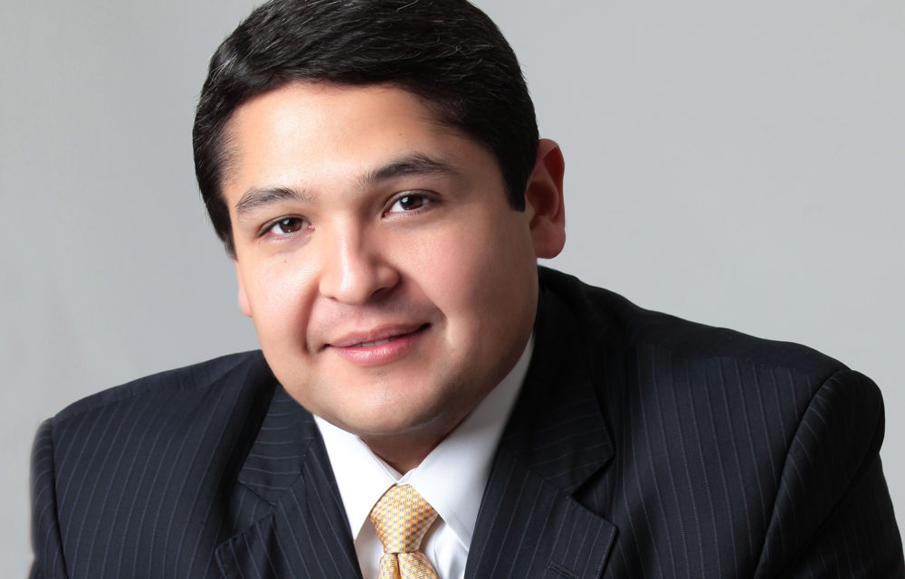 Israel Rocha Jr. appointed new Cook County Health CEO