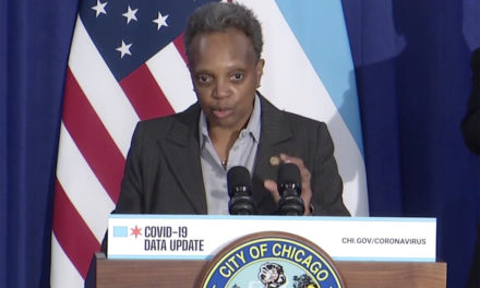 Lightfoot says she won't hesitate to increase COVID-19 restrictions
