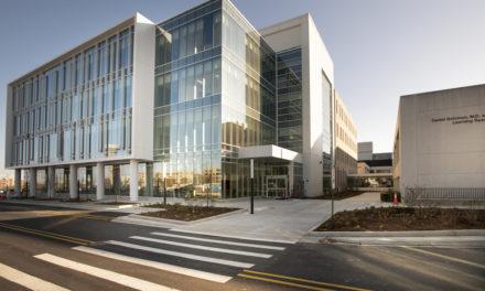 Rosalind Franklin innovation center secures first tenant