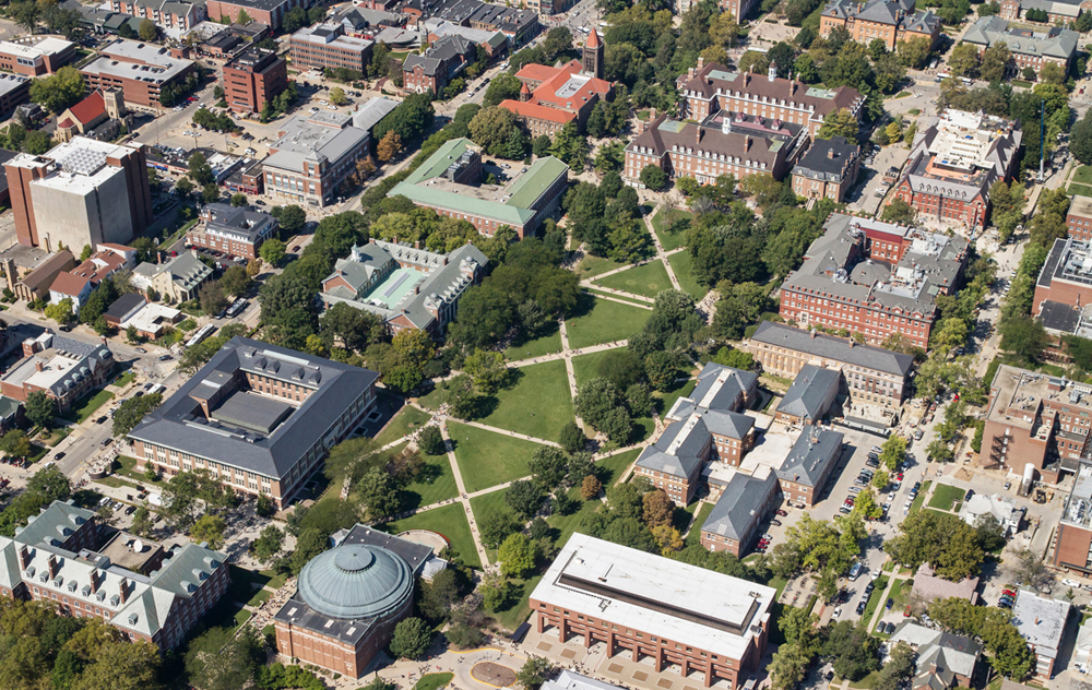 Testing, technology helps bolster U of I's reopening plan