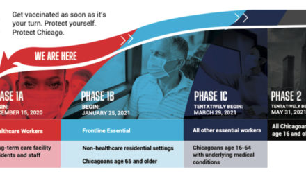 Chicago lays out tentative timeline for COVID-19 vaccine distribution
