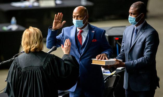 Health groups praise Welch's speaker election
