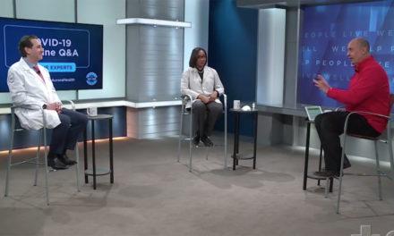 Health panelists address vaccine hesitancy