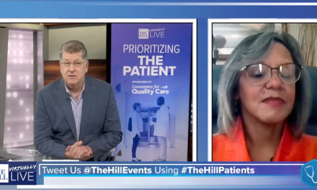 Kelly talks telehealth, healthcare diversity