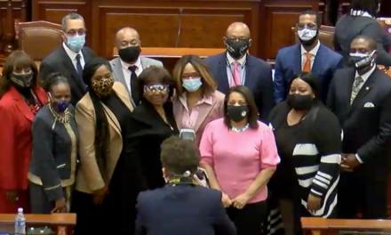 House approves Black Caucus' healthcare omnibus