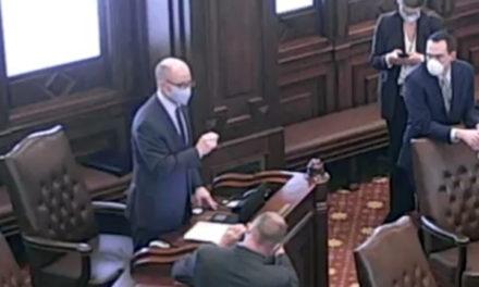 Senate approves amended prejudgement interest proposal, plan to reopen Westlake Hospital