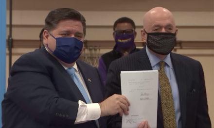 Pritzker signs healthcare transformation plan
