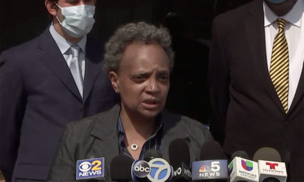 Lightfoot says restrictions may return as Chicago sees uptick in COVID cases