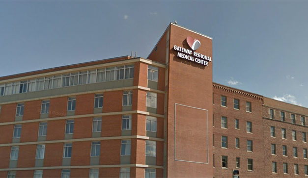Pritzker signs law to maintain Gateway Regional Medical Center as a safety net