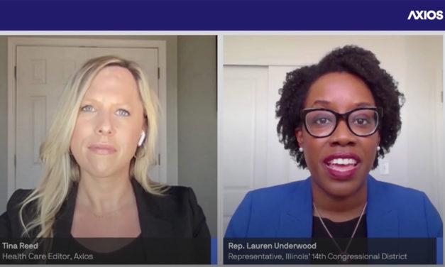 Underwood updates federal efforts to address maternal health crisis among Black women