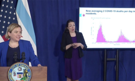 Chicago to offer in-home COVID-19 vaccines to all residents 12 and older