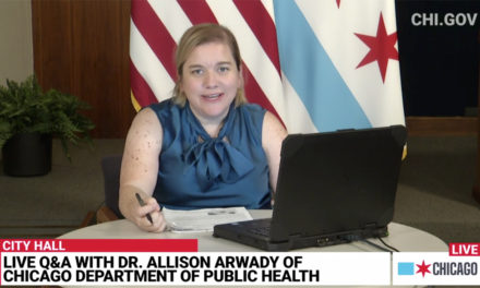 Arwady says Chicago will stick with CDC guidance on mask wearing