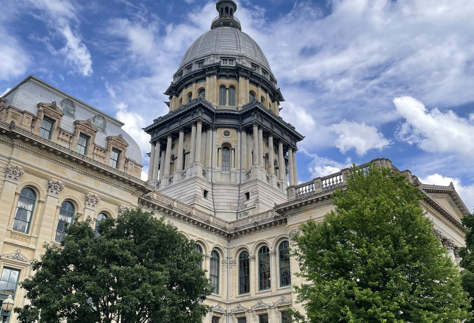 Legislative session focuses on delivering care in post-pandemic Illinois