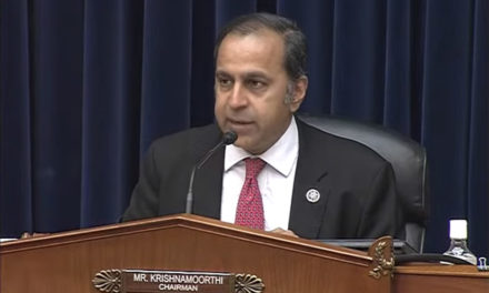 Durbin, Krishnamoorthi call for larger federal oversight of vaping products