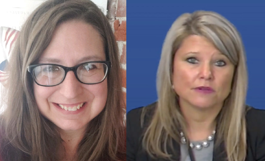 Myla Blandford and Amy Yeager talk rising COVID-19 trends in Metro East region