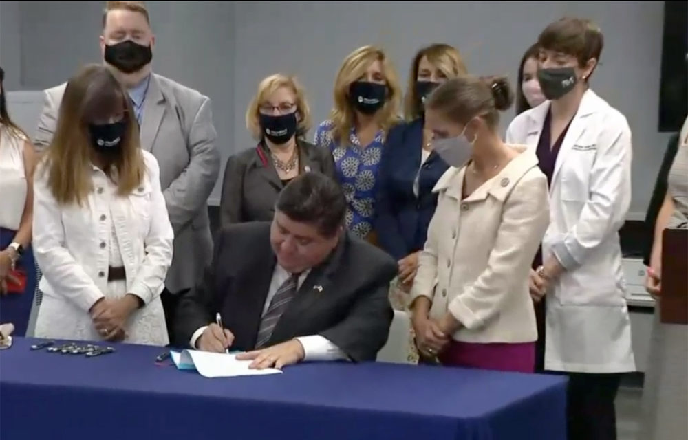 Pritzker signs plan to improve access to over-the-counter birth control