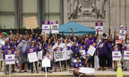 SEIU Local 73 reaches tentative agreement with Cook County