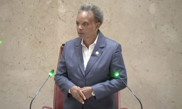 Lightfoot outlines COVID-19 relief spending in $16.7 billion budget