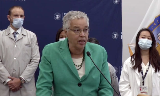 Cook County launches ad campaign urging COVID-19 vaccination