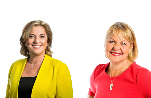 Peggy Kirk, Nancy Paridy named new leads of Shirley Ryan AbilityLab