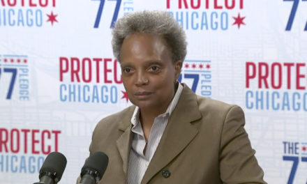 Lightfoot files complaint against police union over refusal to comply with city's COVID-19 mandate