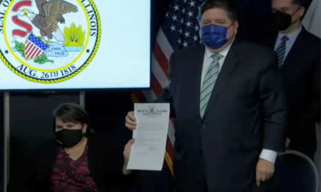 Pritzker signs executive order on minimum wage for state employees with disabilities